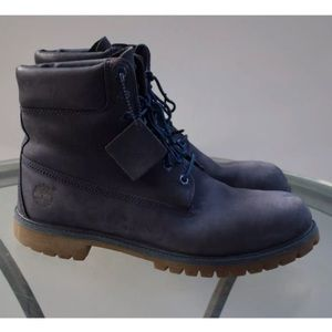 Timberland PRM Boots Navy Brown Gum #6718B